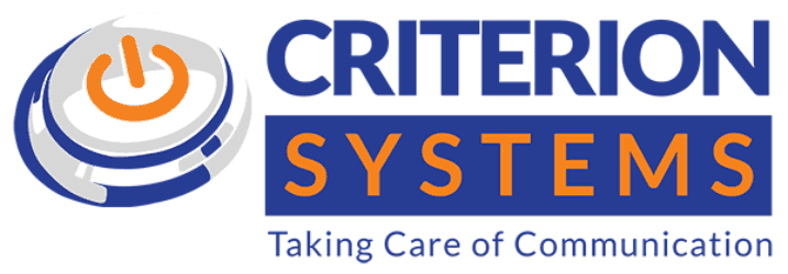Criterion Systems Ltd